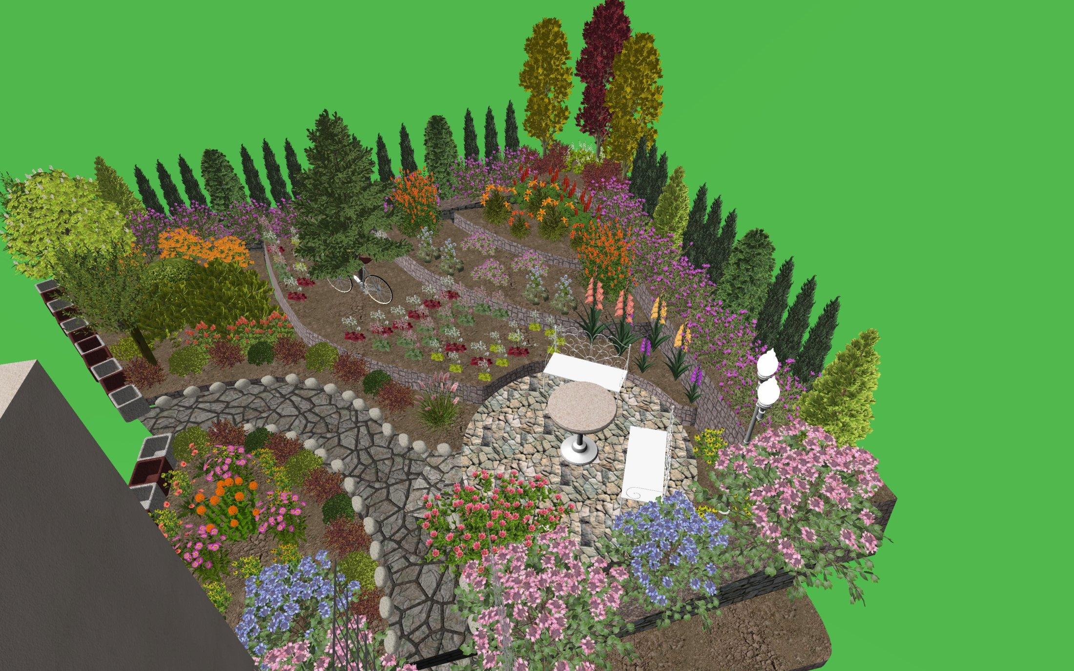 PROJEKT KOZY - TARSY Wizualizacja 3D